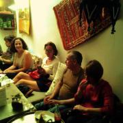 Café-Sexo du 28 octobre 2016, quelques participants.