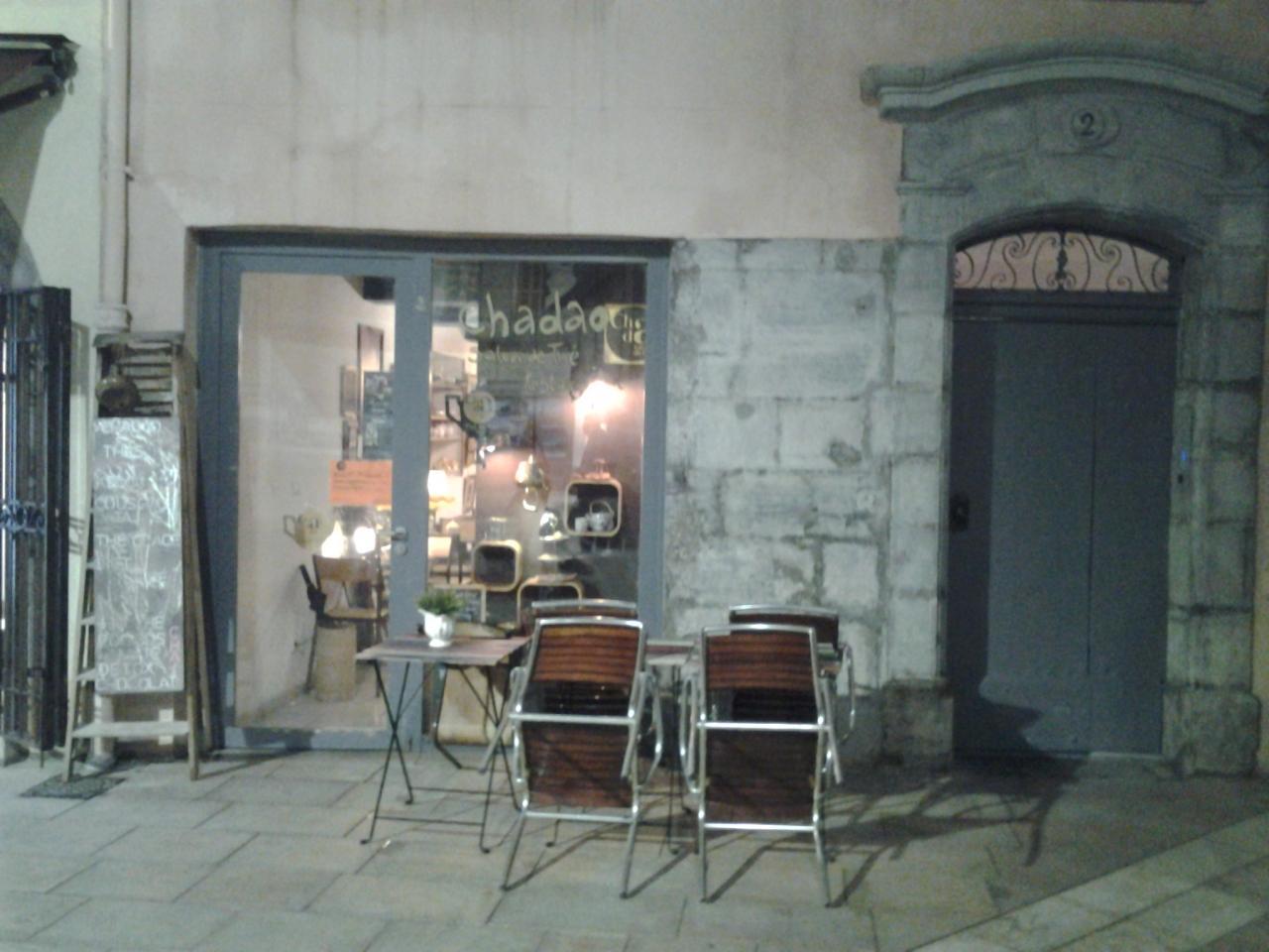 Café-Sexo du 22 novembre 2016 au Chadao, Toulon.