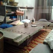 Le Chadao, la salle.