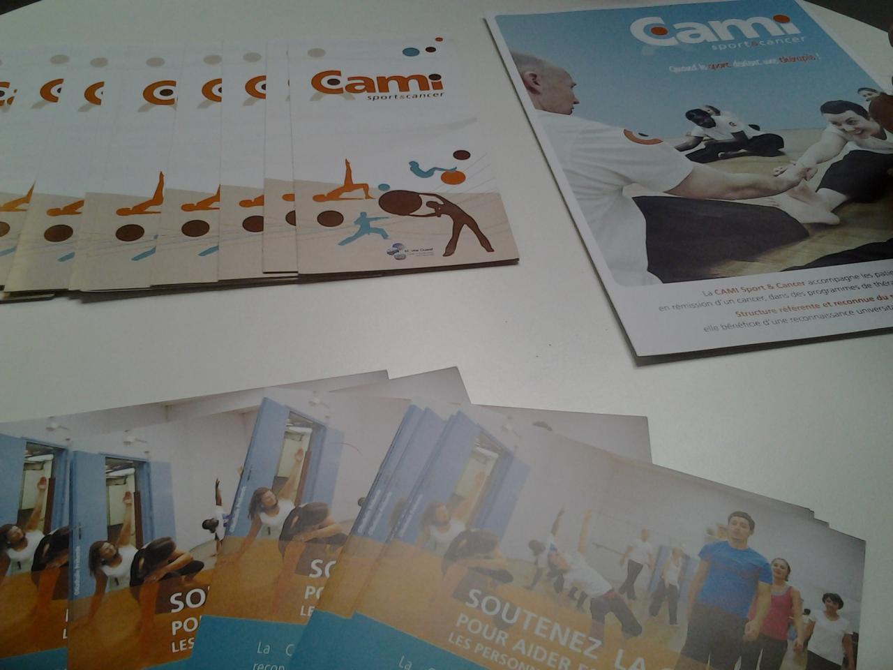 Documentation CAMI, sport & cancer.