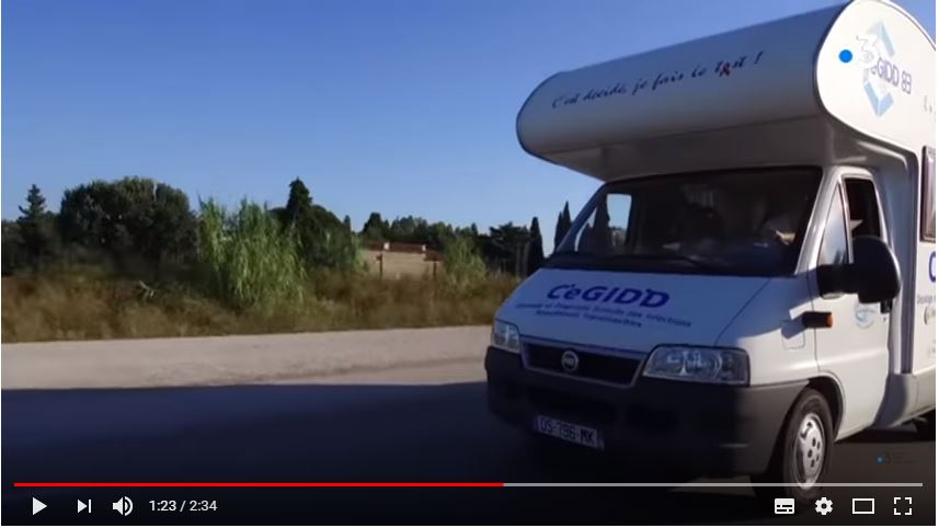 Camping-car CeGIDD VAR 1