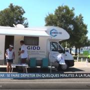 Camping-car CeGIDD VAR