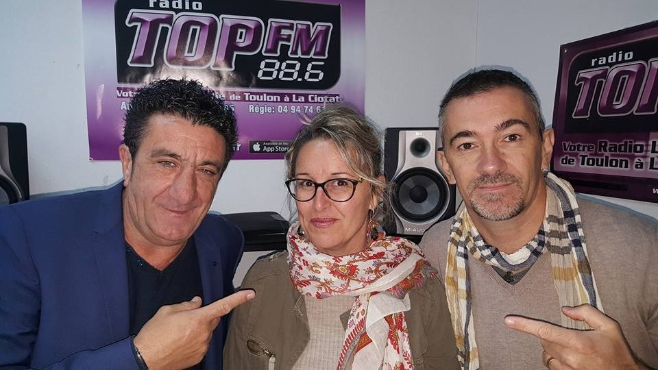Émission TOP FM Bandol