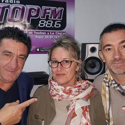 Émission TOP FM Bandol