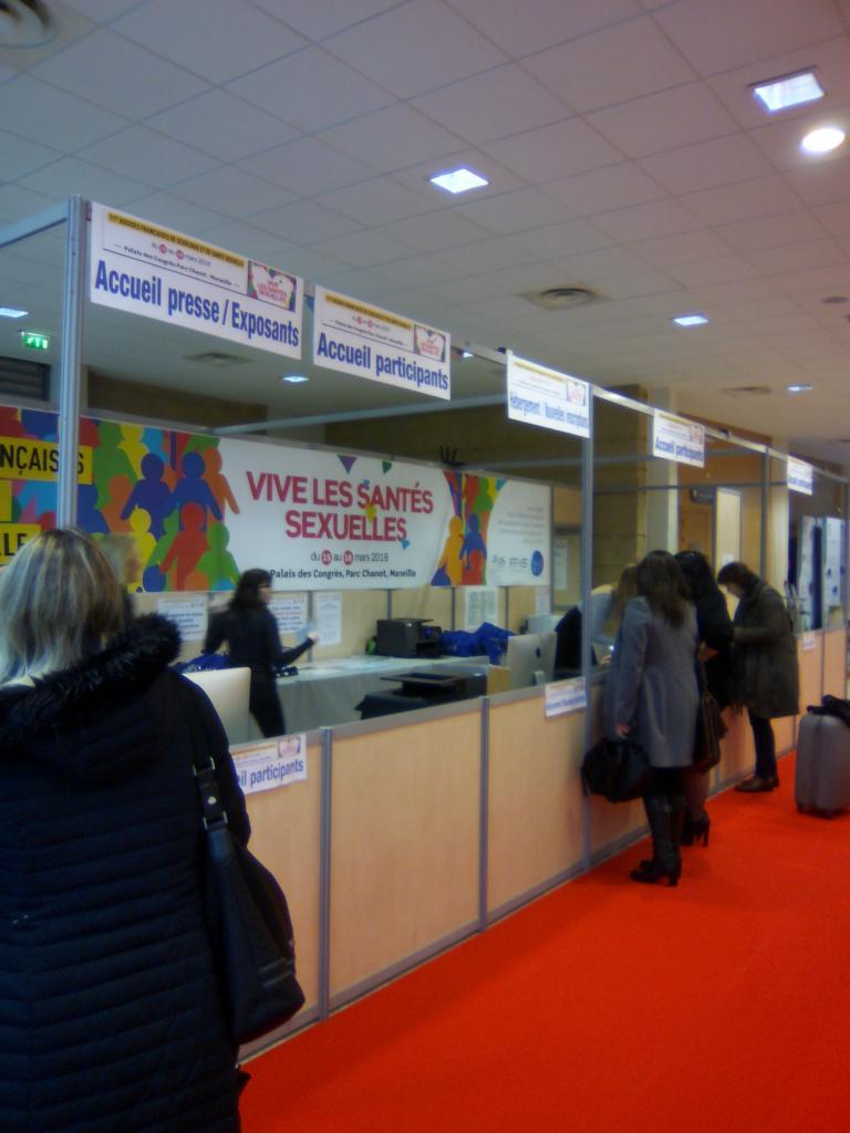 Assises de Sexologie 2018 - Marseille Palais des Congrès