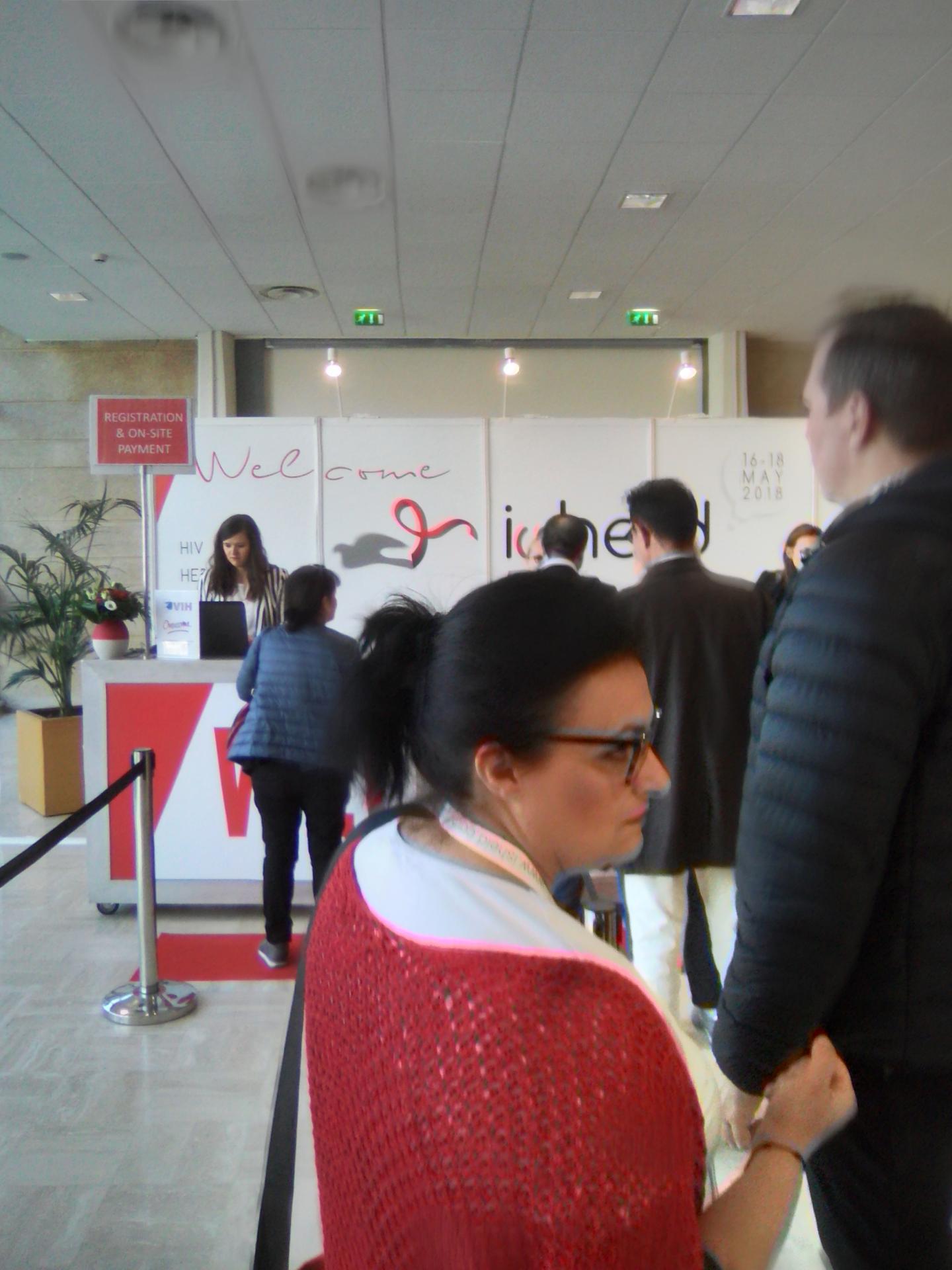 ISHEID 2018, Palais des congrès Marseille.