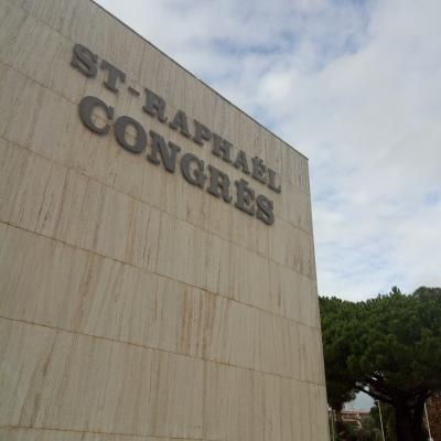 Journée d'action prévention CeGIDD au palais des congrès à Saint-Raphaël.