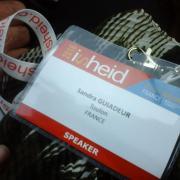 Mon badge ISHEID
