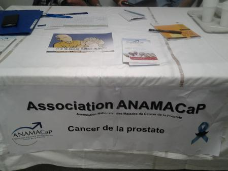 Stand ANAMACaP, Movember 2017