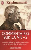 Krishnamurti commentaires sur la vie tome 2