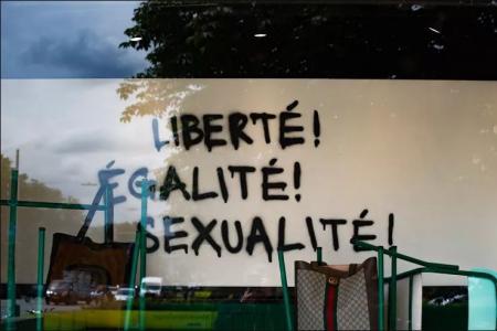 Liberte egalite sexualite